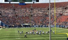 Most Los Angeles Rams Fans Didn't Even Bother To Show Up For The Season Opener