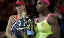 Maria Sharapova Says Serena's Thick Thighs & Legs Intimidated Her