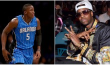 Victor Oladipo & 2 Chainz Team Up to Make Anti-Trump Song (AUDIO)