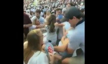 Fight Breaks Out Between Ole Miss Fans At Vaught-Hemingway Stadium (VIDEO)