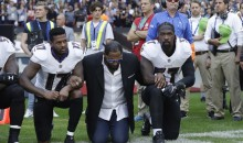 Social Media Reacts To Ray Lewis Kneeling With Ravens During Anthem (TWEETS)