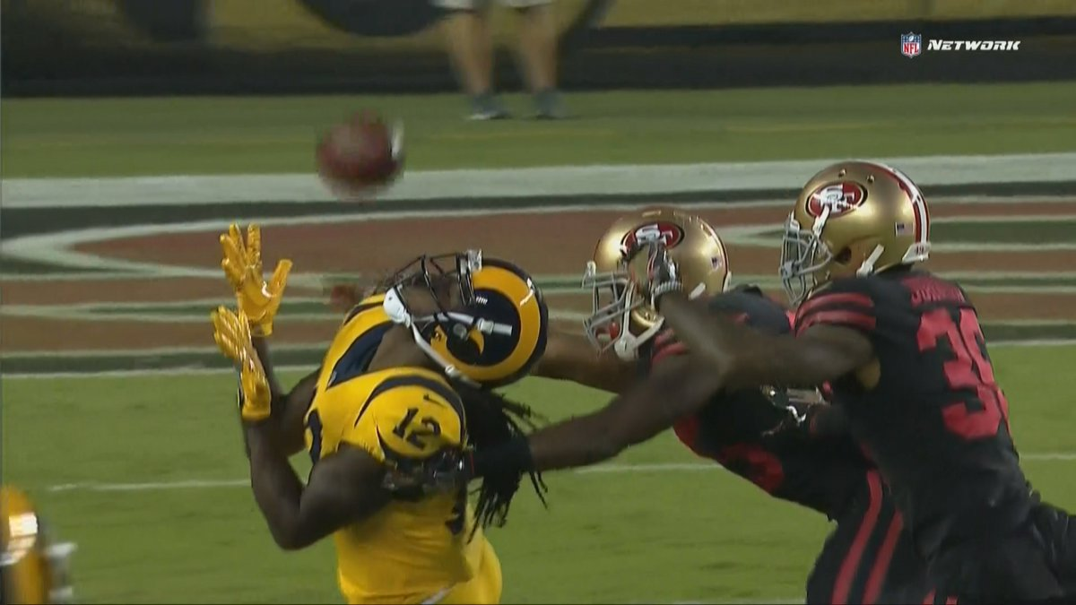 Total Pro Sports Sammy Watkins Caught This Ball With His ...