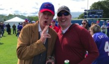 Shooter McGavin Partied With Bills Mafia Before Week 1 Game (PICS)