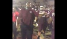 Virginia Union Coach Slaps Reporter's Phone Away During Heated Postgame Interaction (VIDEO)