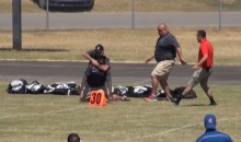 Youth Football Coaches Punished After On-Field Fight, Choking Incident (VIDEO)