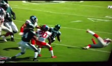 Darren Sproles Broke His Arm AND Tore His ACL in ONE PLAY (VIDEO)
