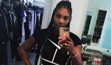 Whoa! Serena Williams Lost Her Baby Weight REAL Quick (PIC)