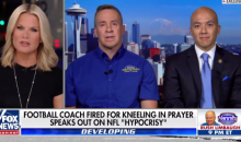 Coach Fired for Kneeling After Games to Pray: 'Why Don't I Have the Same Rights as Kneeling-Protesters?' (VIDEO)