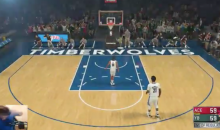 Poor Video Gamer Possibly Had The Worst NBA 2K Loss Ever (VIDEO)