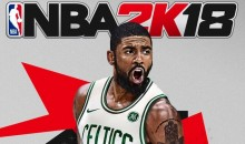 At Last, Kyrie Irving Appears On 'NBA 2K18′ Cover in a Celtics Uniform (PIC)