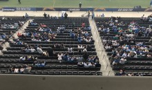 Chargers Fans Came Dressed as Seats During Team's First Home Game (PHOTOS)