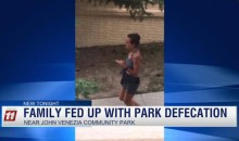 Police in Colorado Springs Looking for Jogger Who Keeps Taking Dumps in People's Yards (Video)