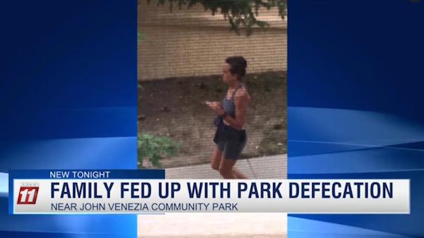 colorado springs mad pooper jogger defecates all over city