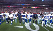 Despite Kneeling BEFORE The Anthem, The Dallas Cowboys Still Got Booed (VIDEO)