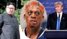 "Don't Worry Everybody, Dennis Rodman Is Going to ""Straighten Things Out"" Between the U.S. and North Korea"