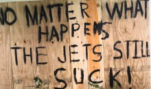 Dolphins Fan Trolls Jets With Hurricane Irma Preparations (PIC)