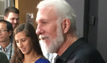 Gregg Popovich: 'Our Country Is An Embarrassment In The World'; Says 'White Privilege' Needs To Be Talked About