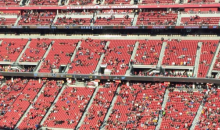 Looks Like 49ers Fans Are Still Boycotting The Team Until They Start Winning Again (PHOTOS)