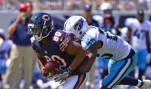 BREAKING: Chicago Bears Release WR Victor Cruz