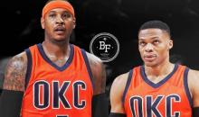 BREAKING: Knicks Trade Carmelo Anthony To The OKC Thunder