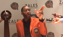 Tracy McGrady Says J.R. Smith Sounds 'Dumb As Hell' For His Championship vs. Hall of Fame Argument (VIDEO)