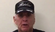 "After Receiving 20% Chance To Live, Ric Flair Cuts a ""I Ain't Dead Yet MFers"" Promo (VIDEO)"