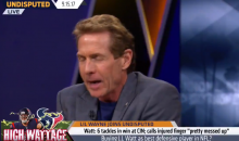Skip Bayless: JJ Watt Is Becoming The Most Overrated Player In All of Sports (VIDEO)