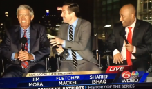 Former NFL Coach Jim Mora Forgets He's On Live TV & Tells Reporter He's 'Full of Sh*t' (VIDEO)