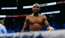 New Footage PROVES That Floyd Mayweather GAVE UP The Early Rounds Vs Conor McGregor (VIDEO)