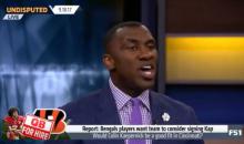 Sharpe: Can You Honestly Say Brissett, Keenum, McCown, Bortles, Glennon Are Better Than Kaepernick? (VIDEO)