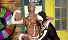 ESPN's Bizarre Fantasy Football Injury Report Featured an Antatomical Bodysuit and a Halloween Skeleton (VIDEO)