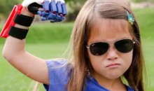 7-Year-Old with 3D Printed Robotic Hand Wants to Throw Out First Pitch at Every MLB Ballpark (Video)