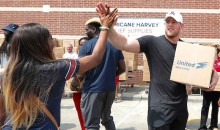 J.J. Watt's Hurricane Harvey Relief Drive Reaches $20 Million! (Video)