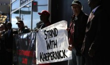 Pro-Colin Kaepernick Protesters Plan To Block Traffic Outside Rams Opener; Says They Are Willing To Be Arrested