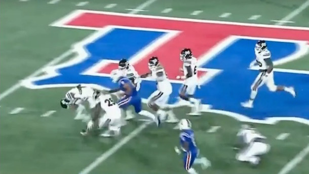 louisiana tech fumble