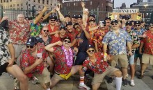 45 Dudes Dressed as Magnum, P.I. Ejected from Detroit Tigers Game for Harassing Women and Smoking (Video)