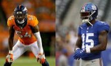 Brandon Marshall the Broncos LB Trolls Fans Who Think He's Brandon Marshall the Giants WR (TWEETS)