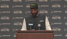 Michael Bennett Breaks Down As He Speaks on Incident of Las Vegas Police Racially Profiling Him (VIDEO)