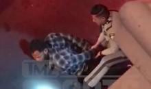 Michael Bennett Police Brutality Incident Captured on Tape (VIDEO)