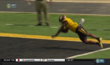 Missouri Tigers Have TD Taken Off The Board After RB Damarea Crockett Leaps Into End Zone (VIDEO)