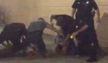 Pittsburgh Police Officers Beat the Sh*t Out of a Guy Outside Penguins Arena (VIDEO)