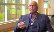 Ric Flair Gives First Interview Since His Scary Hospitalization: 'It Scared The S— Out of Me' (VIDEO)