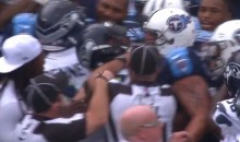 Richard Sherman's Dirty Hit on Marcus Mariota Nearly Caused a Massive Brawl (VIDEO)