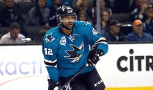 Could Joel Ward Become the First NHL Player to Take a Knee During National Anthem?