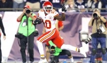 How Fast is Chiefs WR Tyreek Hill? Here's How He Stacks Up Against the World's Fastest Runners (Video)