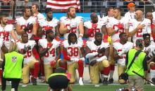 Cardinals Fans Boo The Hell Out Of 49ers For Kneeling During Anthem (VIDEO)