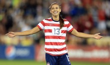 Alex Morgan and MLS Pals Kicked Out of Disney World for Being Drunk and Disorderly