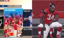 Someone Created a National Anthem Mode in Madden 18 & It Is Glorious (VIDEO)