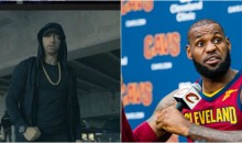 LeBron James Shouts Out Eminem For His Donald Trump Diss (VIDEO)