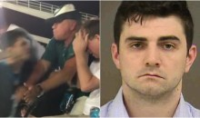 Carolina Panthers Fan Who Attacked Eagles Fan Arrested; History of Violent Allegations